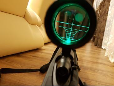 Sniper CYMA CM.700 + accesorii - 2