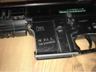 Replica HK 416 - 2