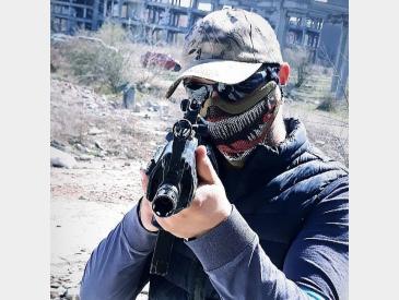 Masca Protectie VENOM - 2