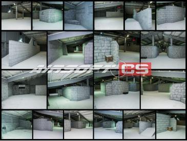 Loc de joaca (zi de zi) AirsoftCS FySnow Arena