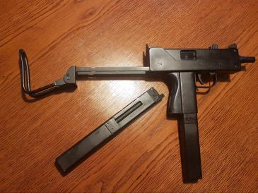 REPLICA AIRSOFT MAC-11 FULL METAL, GBB, CO2, WELL - 4