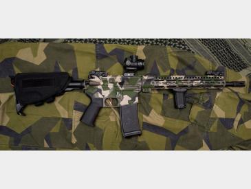Replica M4A1 GFG03 ASCU R-hop KeyMod