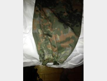 Pantaloni camuflaj german flecktarn XL - 5