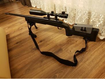 Sniper CYMA CM.700 + accesorii