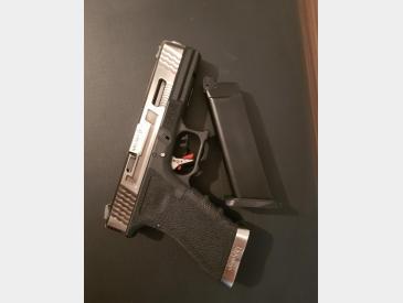 Pistol Glock 17 Wet