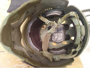 Casca FAST Gunner PJ Olive - 5
