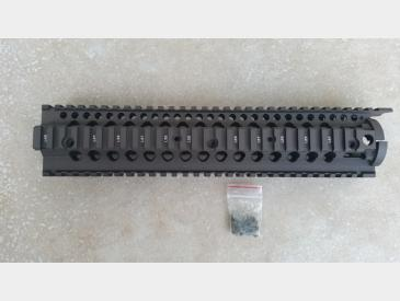 Madbull Daniel Defense Omega Rail (12″ / FDE) - 2