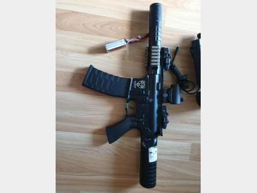 Replica Airsoft M4 Patriot APS