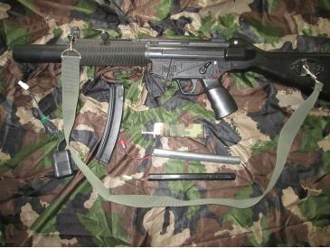 mp 5 classic army - 2