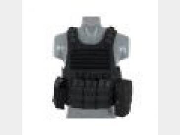 Vestă tactica neagra - 3