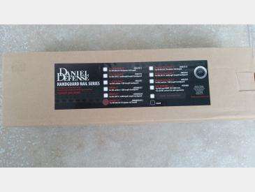 Madbull Daniel Defense Omega Rail (12″ / FDE) - 5