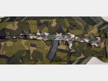 Replica airsoft AK 74 M