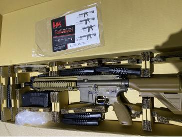 HK 416 VFC  - 4