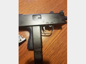 REPLICA AIRSOFT MAC-11 FULL METAL, GBB, CO2, WELL - 3