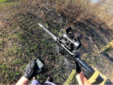 APS 116 M4 Full Metal + Blow Back - 3
