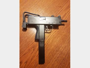 REPLICA AIRSOFT MAC-11 FULL METAL, GBB, CO2, WELL - 5