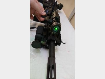 Laser tactic Green Dot Laser Sight airsoft sau vanatoare waterproof - 2