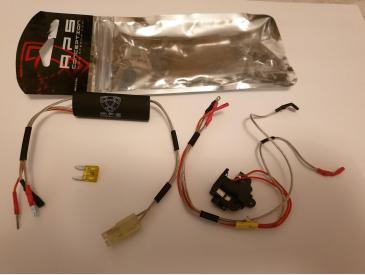 kit mosfet APS, pentru gearbox v2