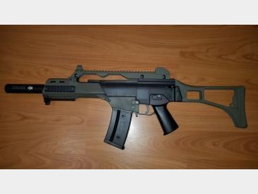 Arma airsoft g36c JG - 4