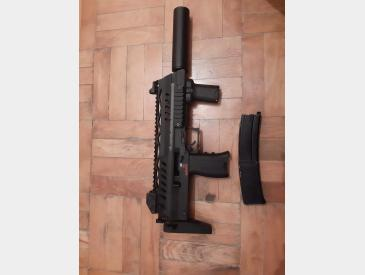 Vand MP7 gbb WE