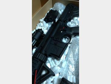 G&P M4 MAGPULL BATLE RIFLE - 2