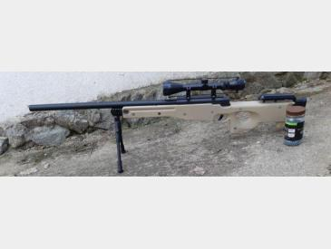 Vand arma airsoft l96 - 5