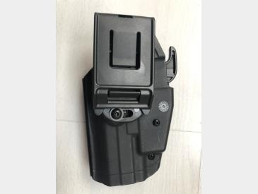 Holster Glock G17 - quick release - 2