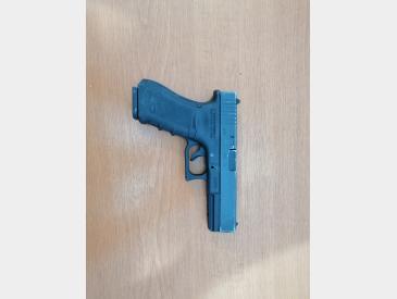 Glock 18c we greengas 2 mag+toc - 2