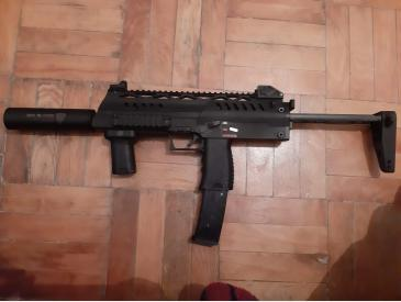 Vand MP7 gbb WE - 2