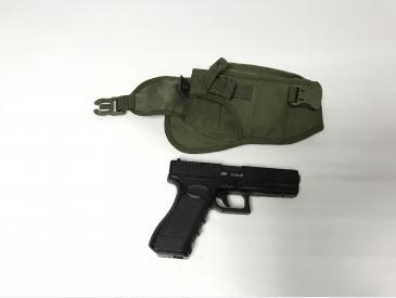 Pistol Airsoft Cyma AEP G18C