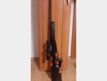 Replica sniper 002 (L96) negru AGM + Accesorii - 4