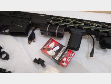 Lentila protectie reddot scop luneta montura picatinny 20mm Swiss Arms - 2