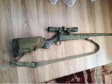 Airsoft Sniper VSR10 clona MB03 - 3