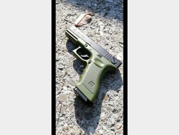 Glock 18c tokyo marui - 2