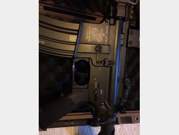 SPECNA SA-A20 CUSTOM MK18 - usor negociabil - 3