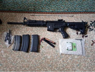 CAA M4 SL Series carabine