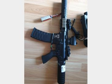 Replica Airsoft M4 Patriot APS - 3