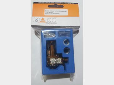 Maxx Model M4 / M16 CNC Alu HopUp MI PRO (ICS, VFC) - UV Led (tracer)