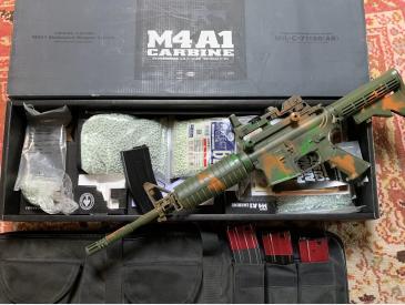 M4A1 Tokyo Marui - 3