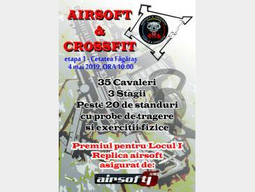 AIRSOFT & CROSSFIT 2019 -  Etapa 1 Fagaras 04 MAI 2019 - 2