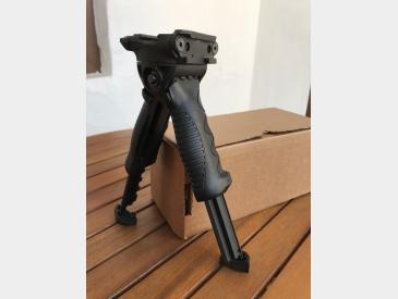Maner / bipod ergonomic pentru replici airsoft M4, AK