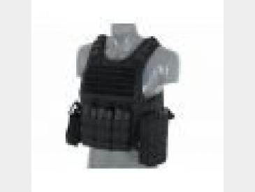 Vestă tactica neagra - 4