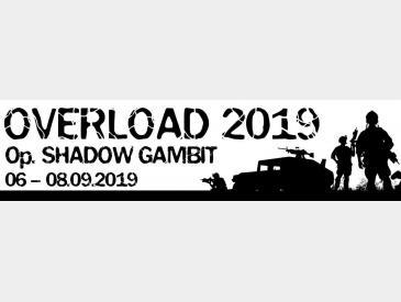 Overload 2019 Shadow Gambit 06.08.2019 - 2