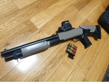 Shotgun airsoft ASG