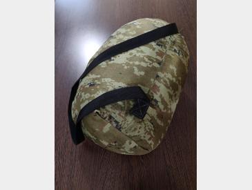 Costum Ghillie, camuflaj woodland NOU - 4