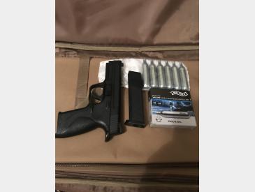 Pistol CO2 S&W de la KWC - 3