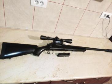 Sniper MB 07 Well full upgrade