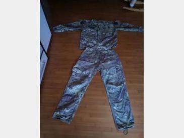 Costume camuflaj - 2