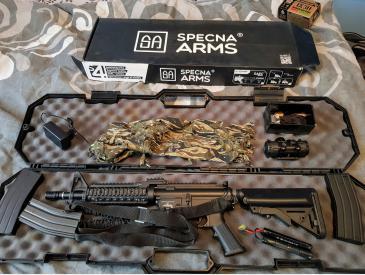 Replica M4 SA-B05 SAEC Specna Arms