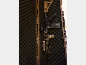 SPECNA SA-A20 CUSTOM MK18 - usor negociabil - 4